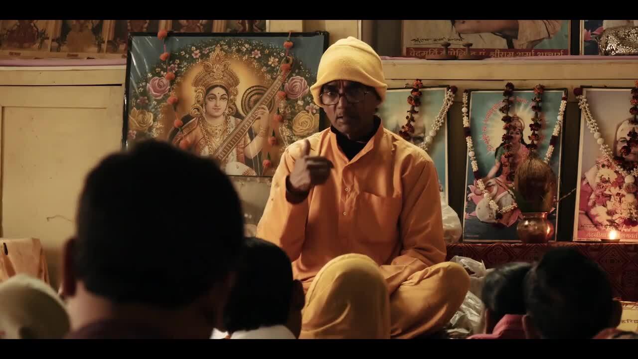 Hinduism – heliga skrifter