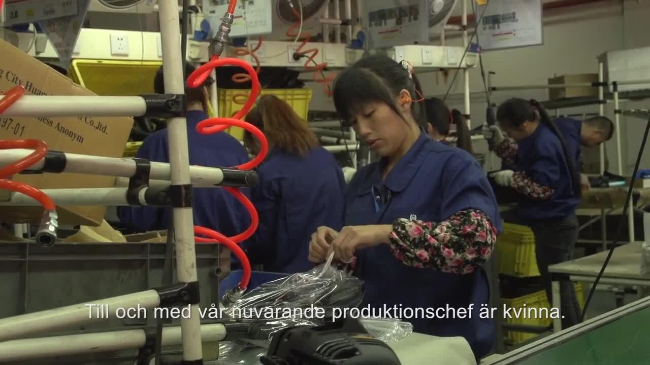 KINA - ett komplext tangram: Shanghai