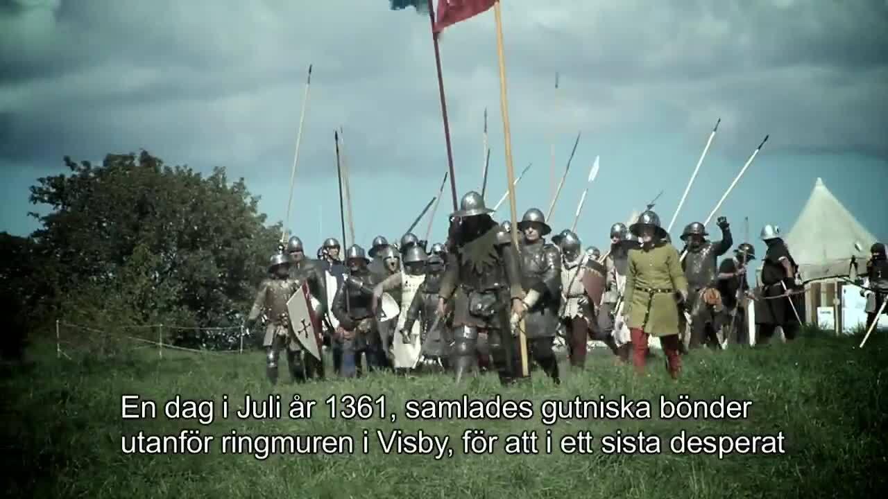 Gotland – historia