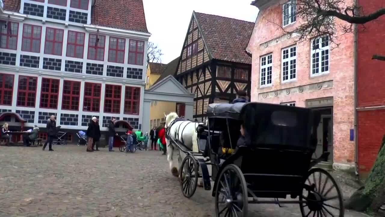 Upptäck Norden – Danmarks geografi och historia