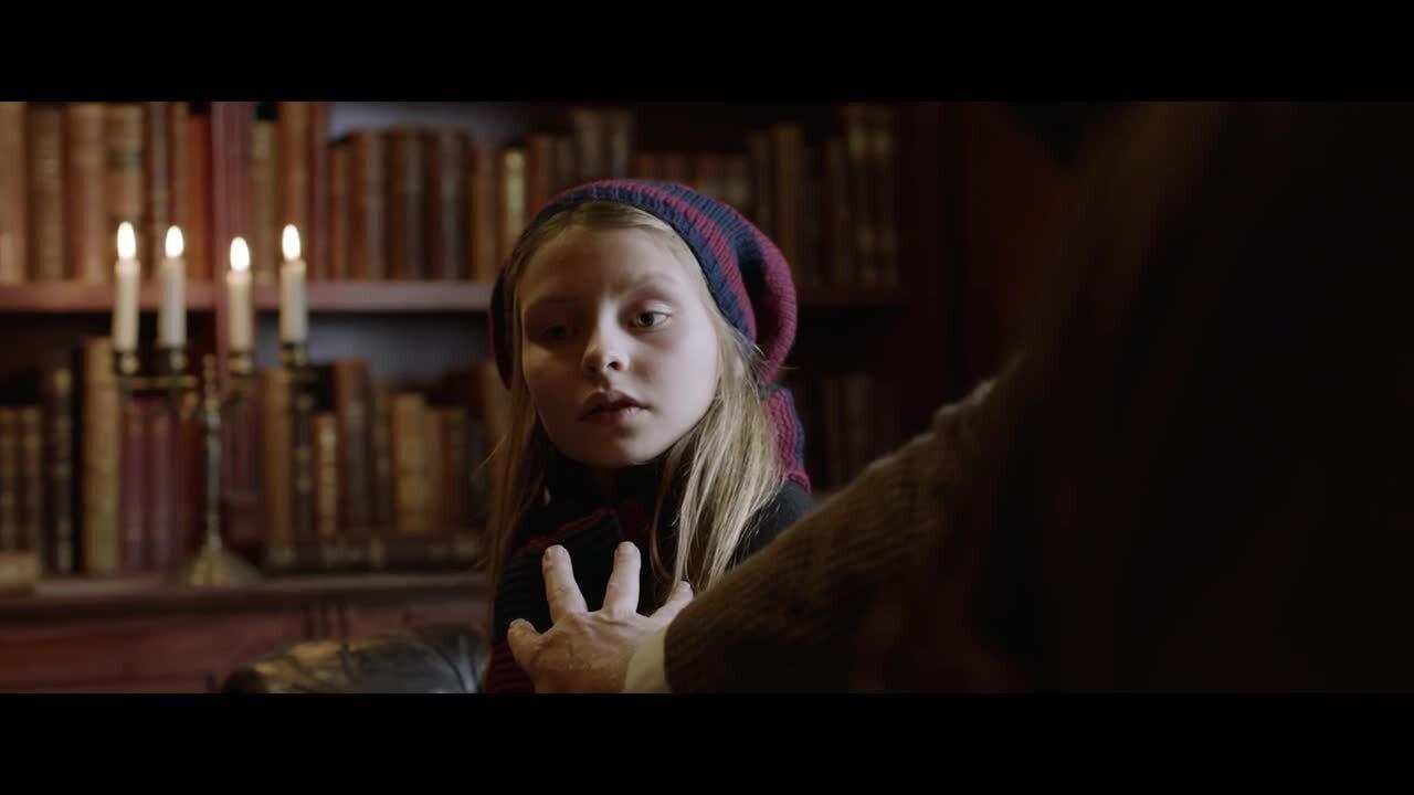 Jultomtens dotter