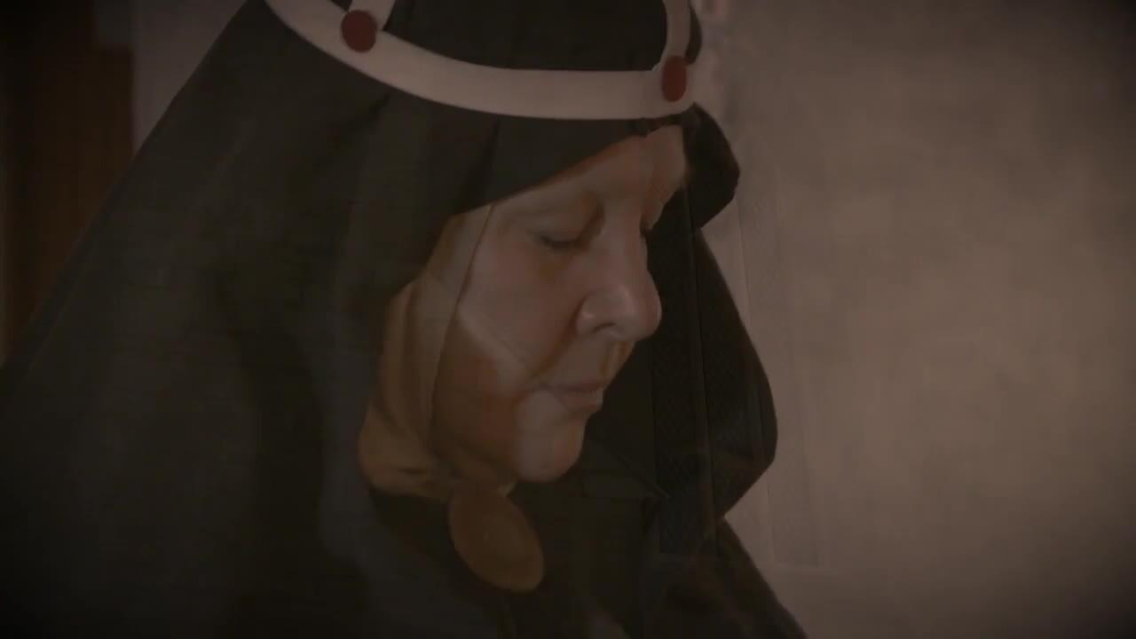 Medeltiden - Flickor och nunnor i kloster