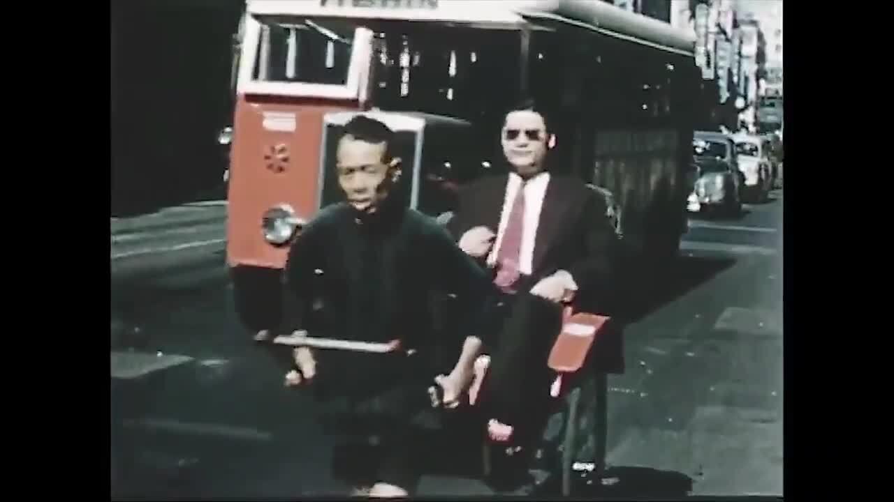 Kina – Hongkong SARs ekonomiska historia