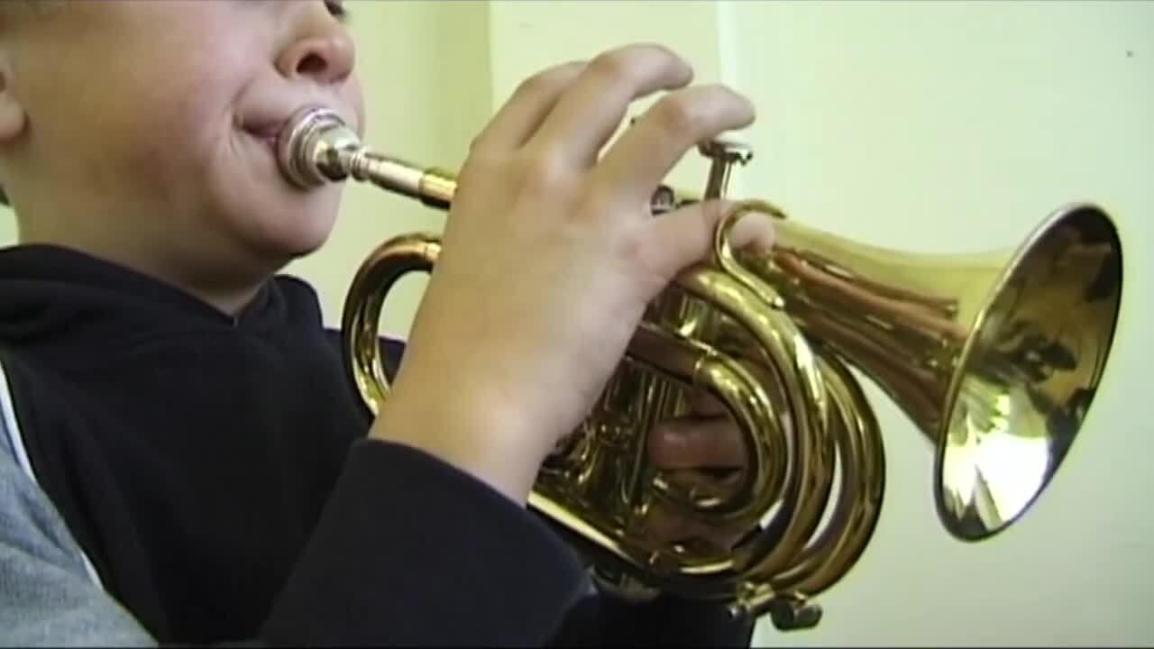 Våra musikinstrument – trumpet