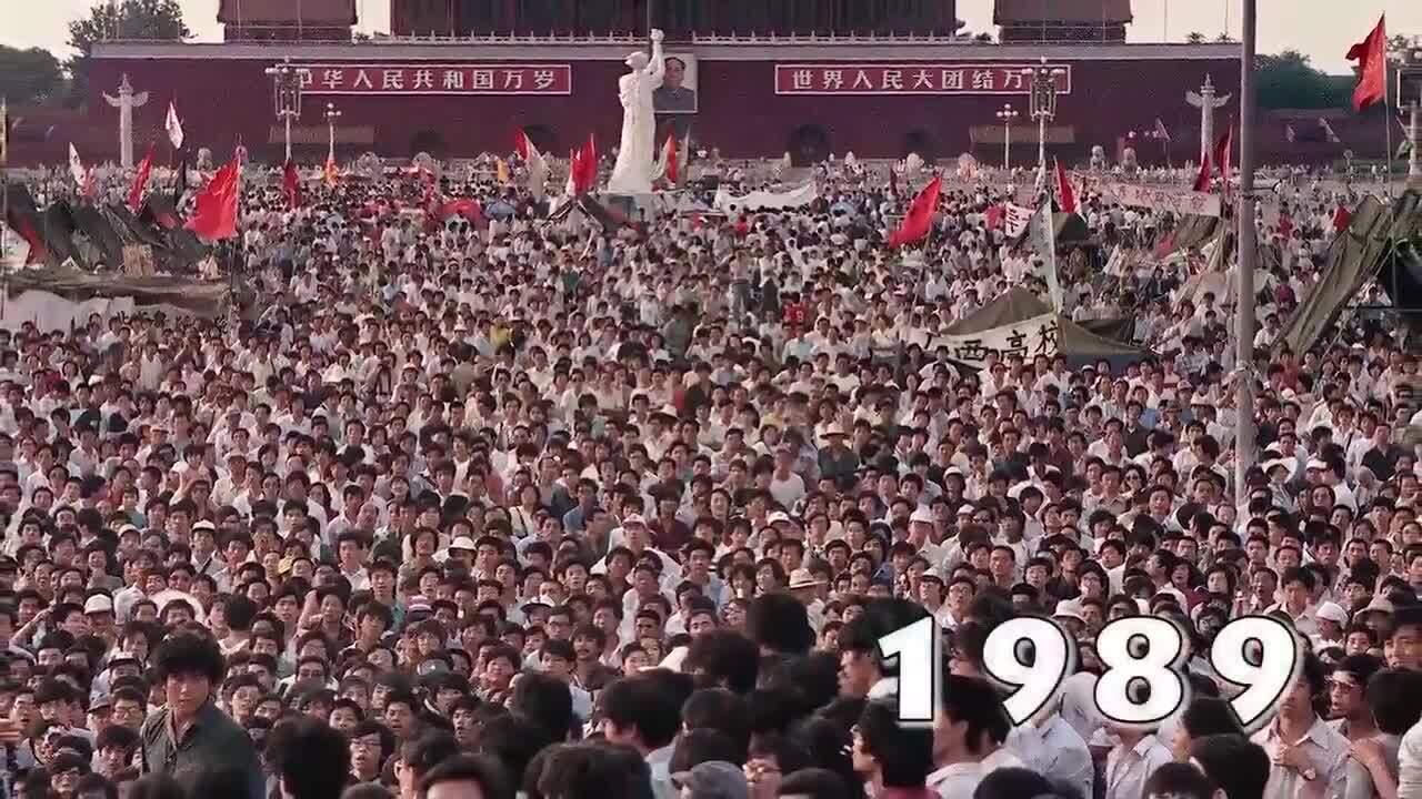 Kina – Deng Xiaopings politik