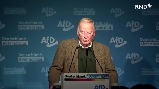 AfD gelingt Wiedereinzug in den Bundestag