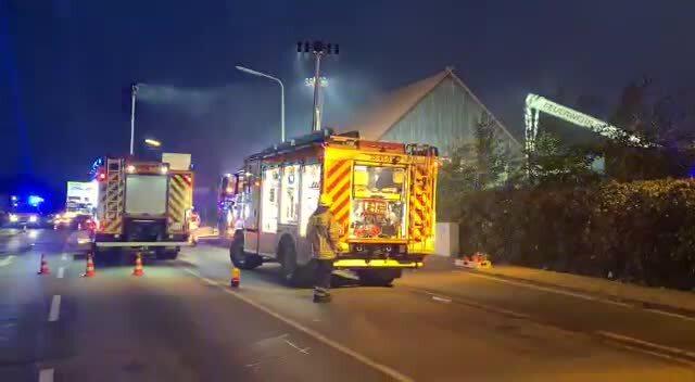 Feuerwehrübung in Stadthagen