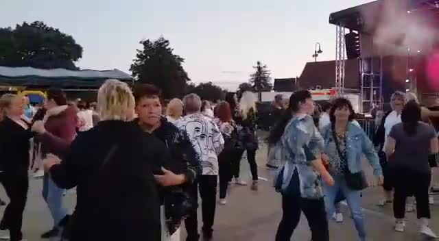 Krebsbachfest Rackwitz