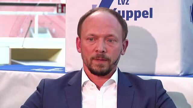 Ostbeauftragter der Bundesregierung Marco Wanderwitz im Live-Talk.