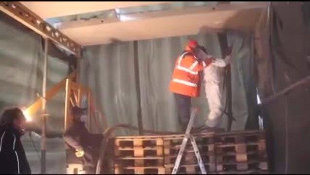 Schulung zum Thema Beton im Betonwerk Oschatz von Axel Kaminski