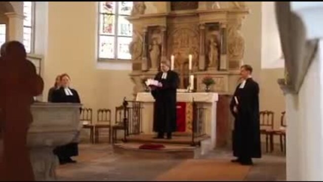 Ordination von Pfarrerin Susanne Linke in Borna von Axel Kaminski