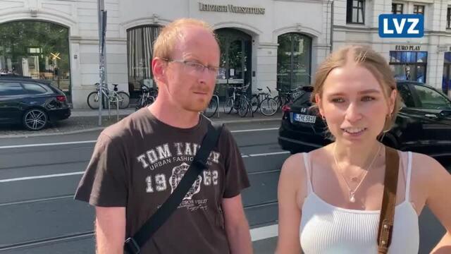 Straßenumfrage in Leipzig: Meinungen zu den kostenpflichtigen Corona-Tests