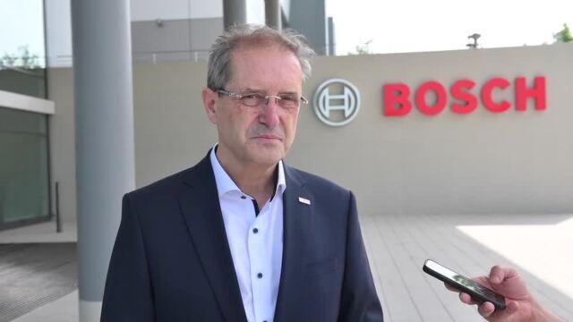 Bosch-Halbleiterwerk-Eröffnung Dresden