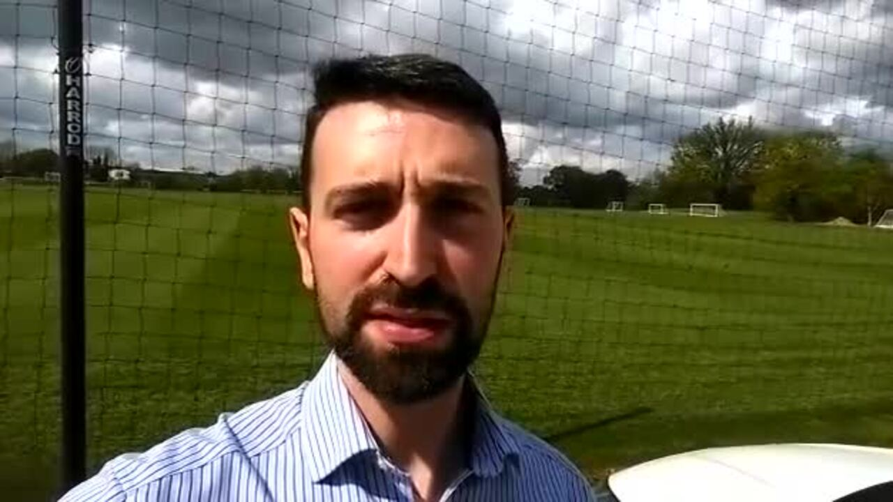 Jonathan Low ahead of Middlesbrough v Reading