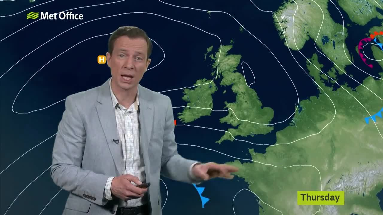 Northern Ireland weather forecast as temperatures set to soar across Europe