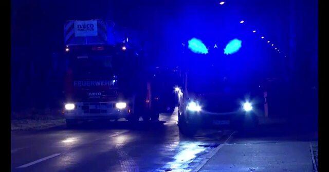 Arbeitsunfall in Rostock mit zwei Toten
