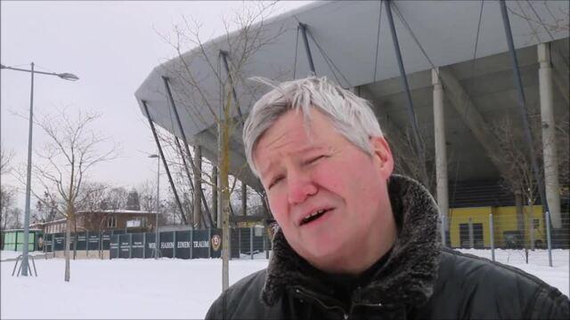 Sportbuzzer-Reporter aus Dresden schildert Lage im Rudolf-Harbig-Stadion