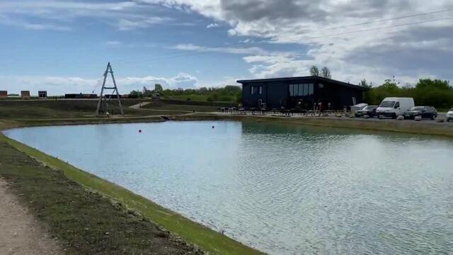 Wakepark Fehmarn in Wulfen eröffnet