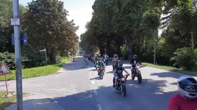 Ausfahrt für verunglückten Leon in Stralsund