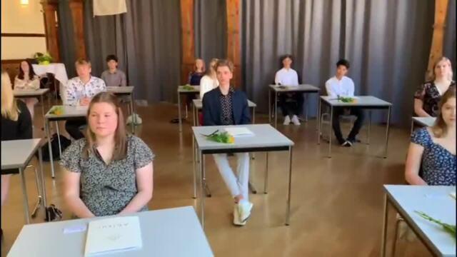 Abi an der Großen Stadtschule Wismar