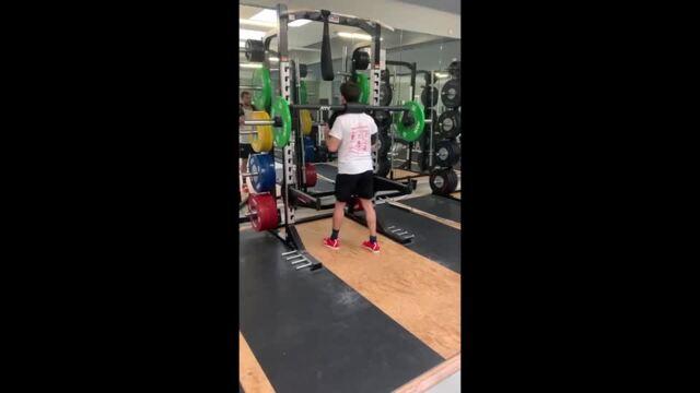 Unser Team für Tokio: Judoka Igor Wandtke beim Training