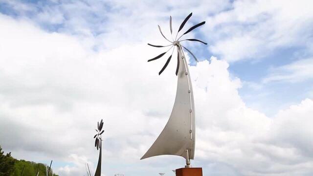 Windart 2021 - Skulpturen in Travemünde