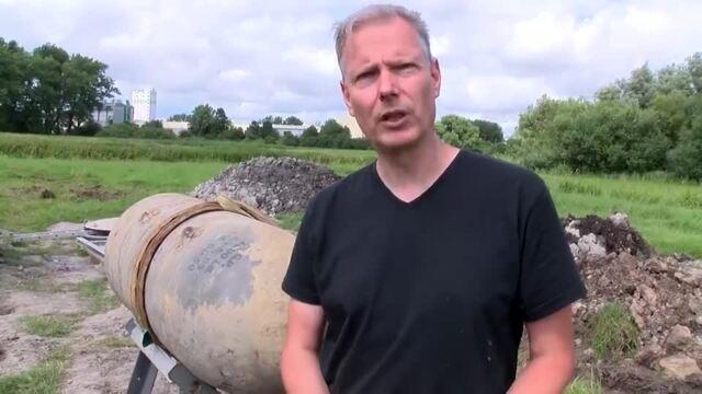 Bombenentschaerfung Bad Oldesloe - Die Krux mit den Zündern