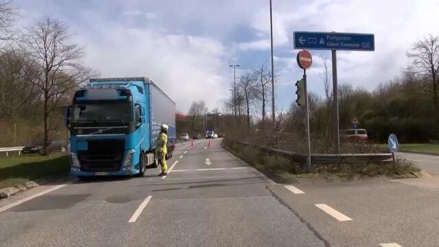 Unfall Stockelsdorfer Strasse