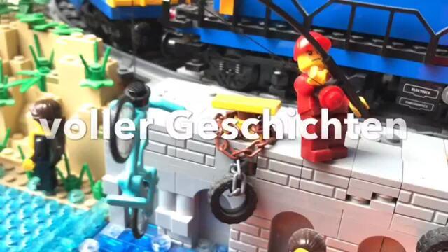 Lübecker Lego Stadt