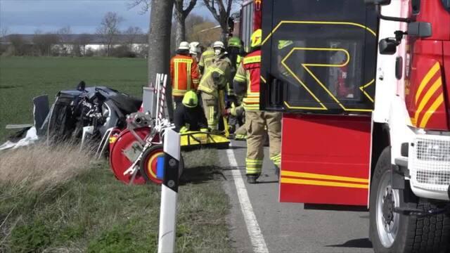Zwei Verletzte bei Unfall auf Fehmarn