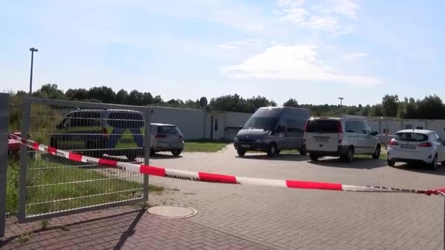 Tote in Ahrensburger Unterkunft