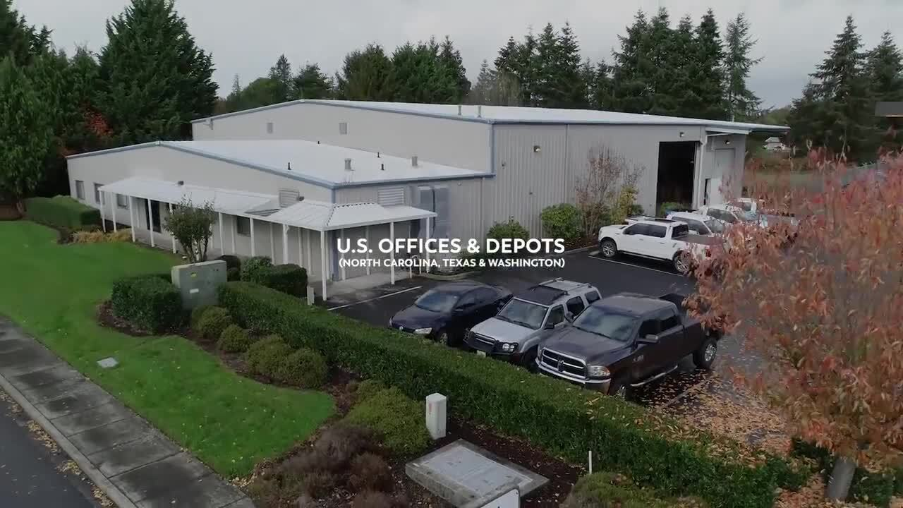 Comansa Corporate Video - English
