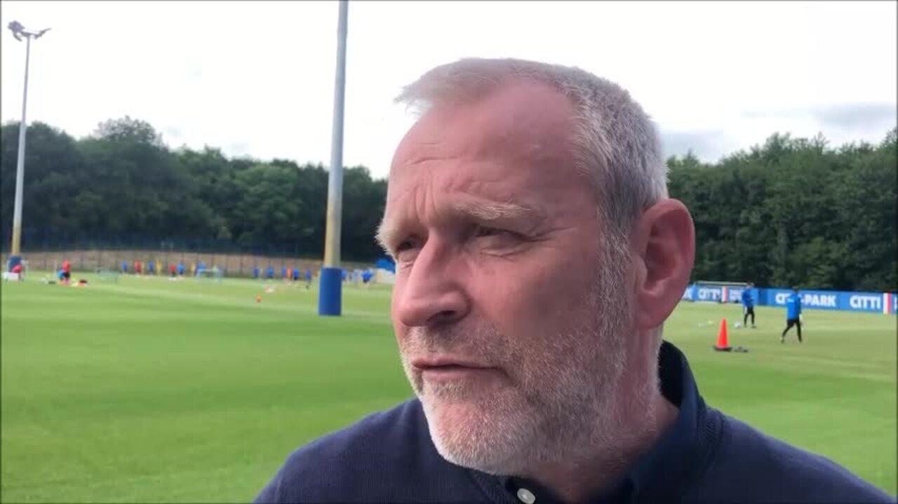 Video-Interview mit KSV-Geschäftsführer Sport, Uwe Stöver