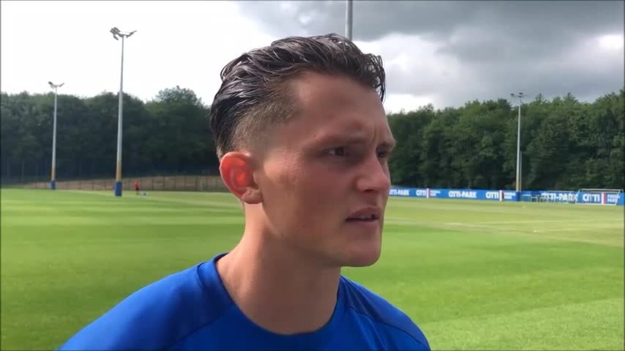 Video-Interview mit KSV-Flügelturbo Fabian Reese