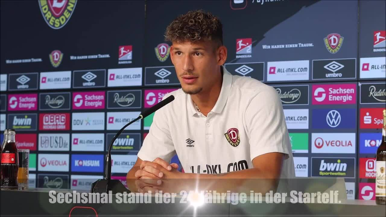 Dynamo-Profi Heinz Mörschel über den Konkurrenzkampf im Team