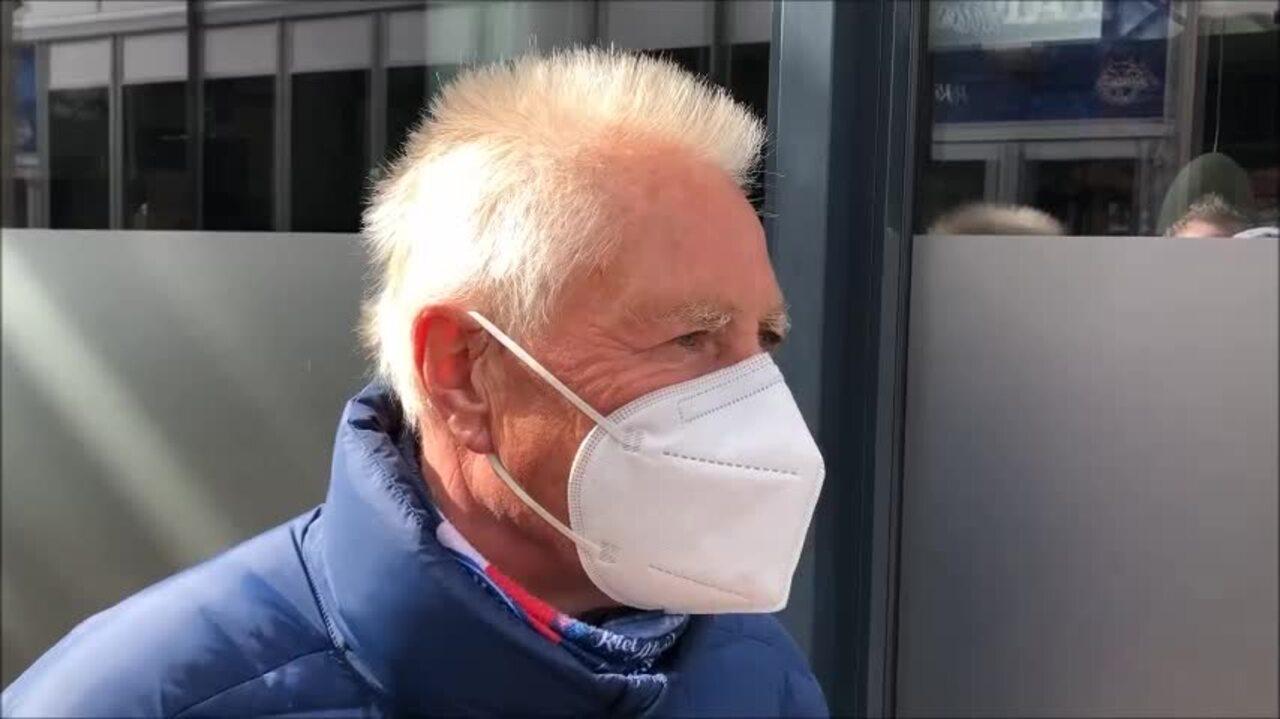 Video mit KSV-Fan Peter Hackelberg-Peters und O-Tönen von Ole Werner