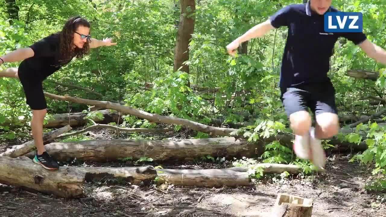 Fit mit der LVZ (Folge 18): Wald-Spezial