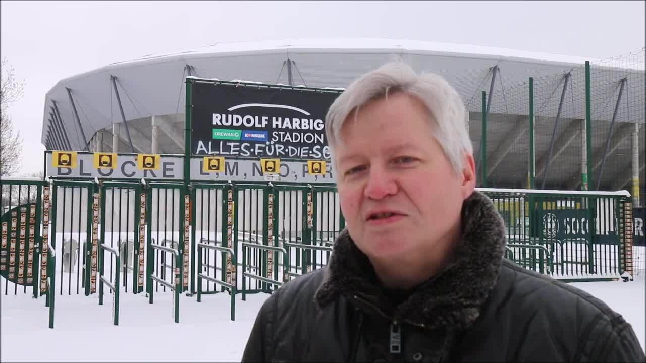 Rätselraten um das Dynamo-Spiel gegen Lübeck