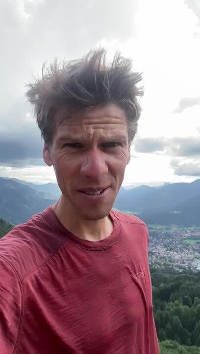 Florian Reichert sendet Grüße vom Tegernsee