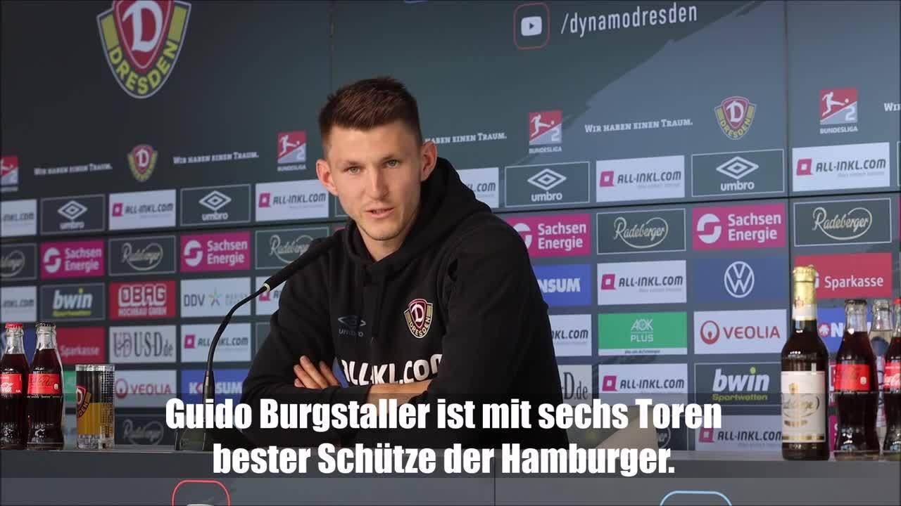 Dynamos Robin Becker über die Vorbereitung auf St. Paulis Stürmer