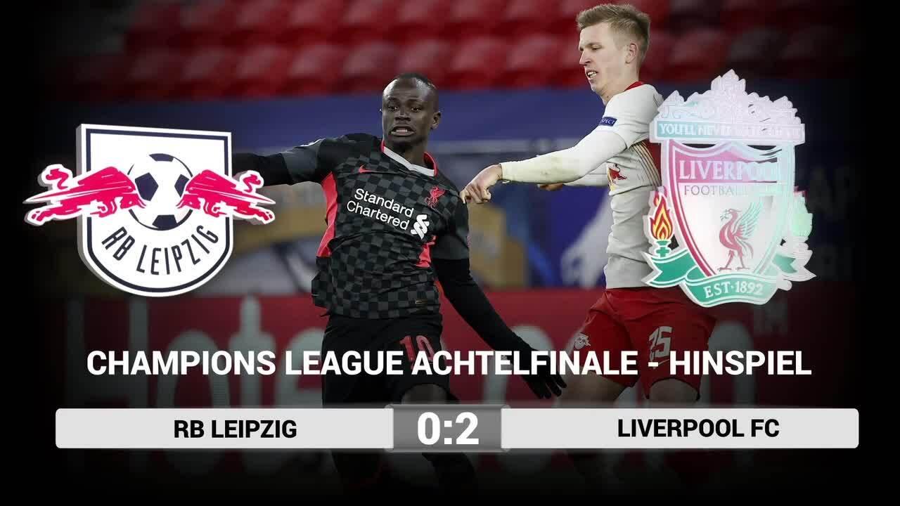 FC Liverpool vs. RB Leipzig: Die Gegner im Check