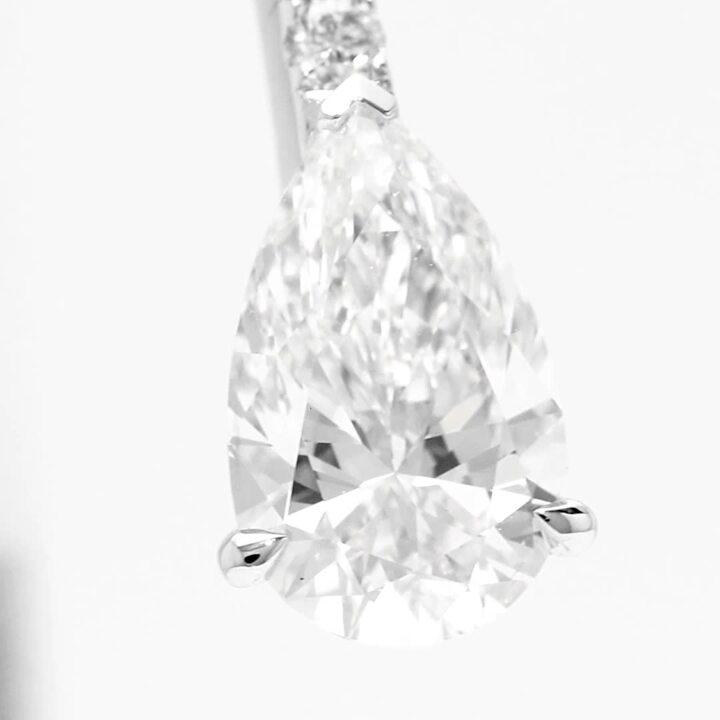 Duet Pavé Diamond Bangle