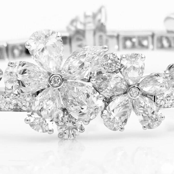 Carissa Diamond Bracelet