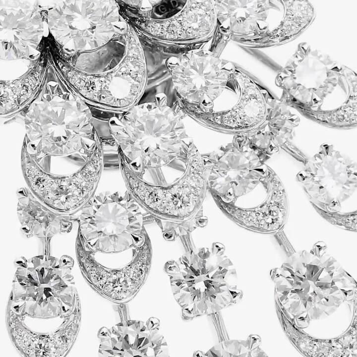 Graff Gateway Diamond Climber Earrings