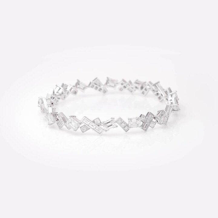 Threads钻石手链