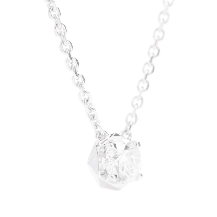 Laurence Graff Signature Diamond Pendant