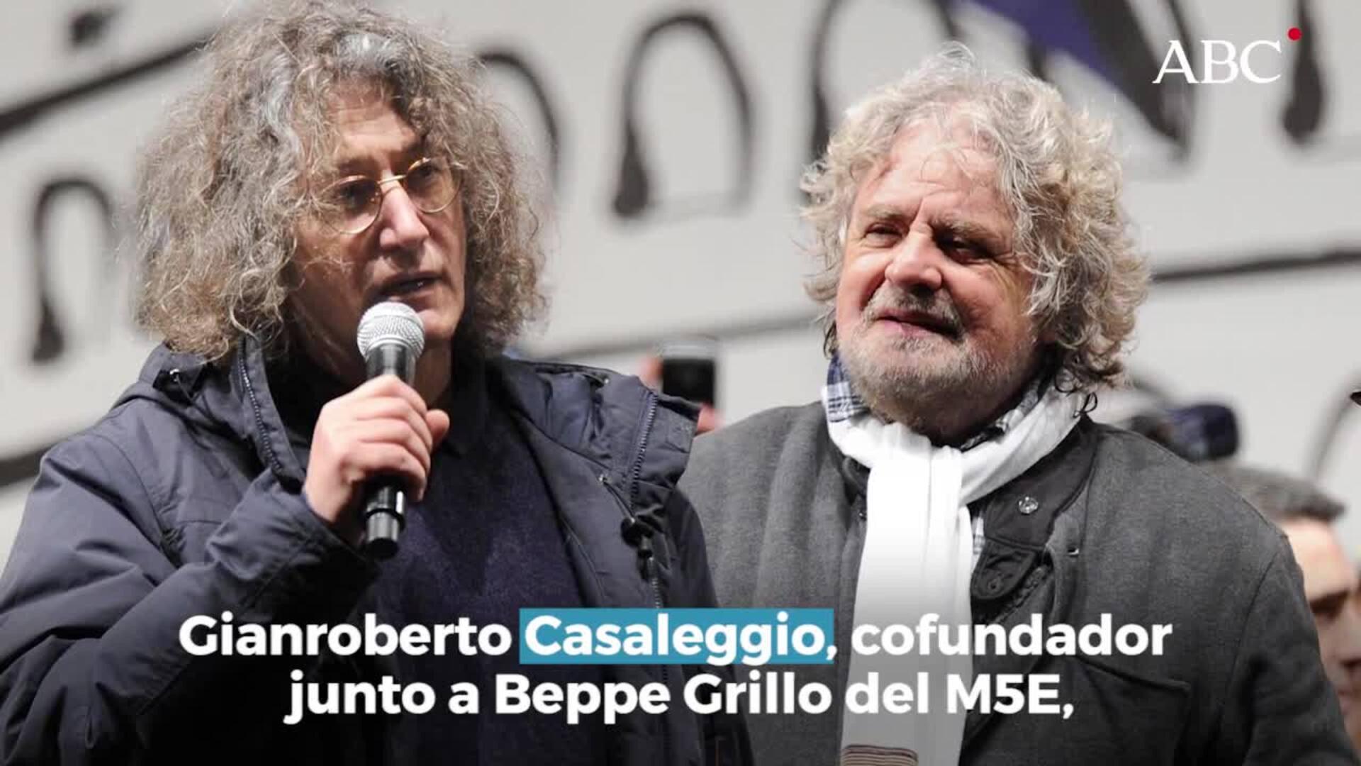 El chavismo financió el Movimiento 5 Estrellas que hoy gobierna en Italia