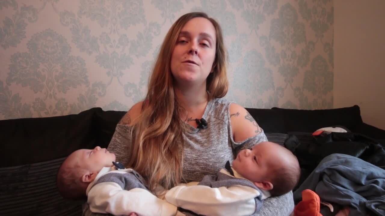 Mum Names Her Twins Ronnie And Reggie Because She'd Never Heard Of Kray Twins