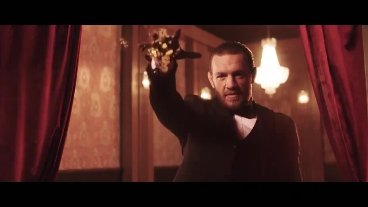 Conor McGregor Mocked Online For Starring In Bizarre Russian Gambling Advert