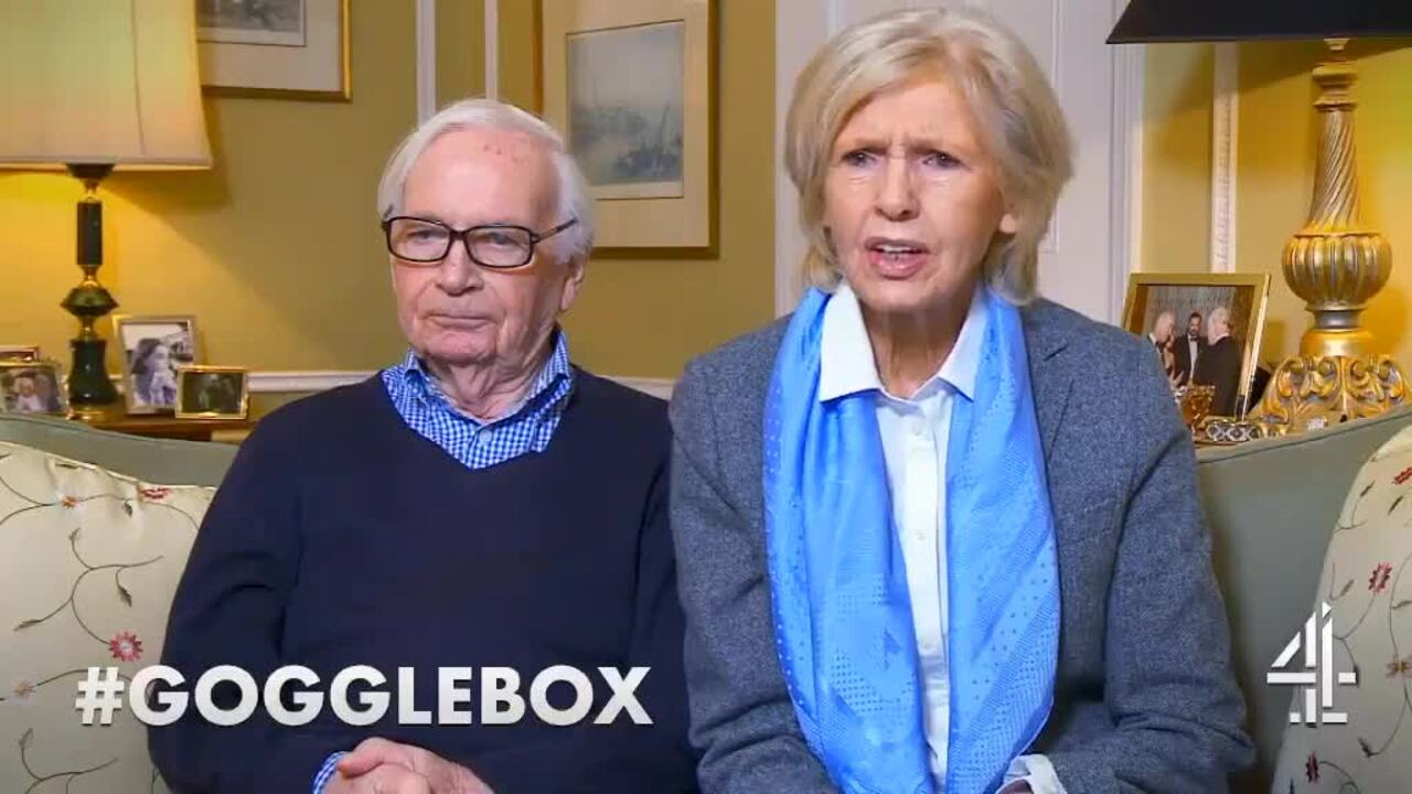 Gogglebox Creator Explains Why Mary And Giles Were Missing From Last